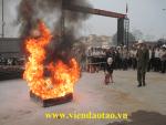 Đào tạo, cấp nhanh chứng chỉ phòng cháy chữa cháy
