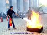 Tiêu chuẩn để khai giảng lớp học phòng cháy chữa cháy