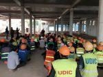 Khai giảng lớp an toàn lao động theo nghị định 44/2016/NĐ-CP
