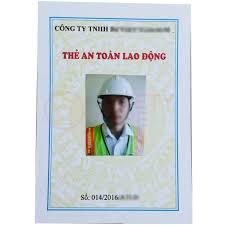 Thẻ an toàn lao động