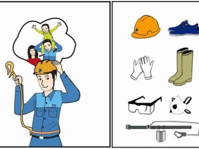 An toàn lao động là bảo vệ cuộc sống giá đình bạn