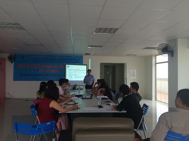 Lớp học quản lý tòa nhà tphcm