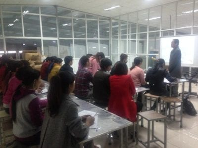 Khóa học ATLD – VSLD tại Công ty TNHH Frontier Việt Nam