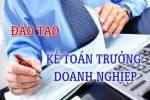 Làm chứng chỉ kế toán trưởng nhanh chóng, uy tín tại Hà Nội