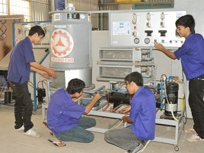 Nghề điện công nghiệp – Học nghề điện công nghiệp tại Hà nội