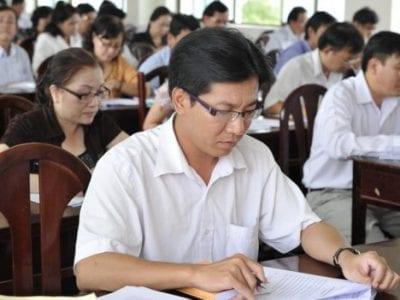 Lớp học bồi dưỡng nghiệp vụ đo bóc và lập dự toán