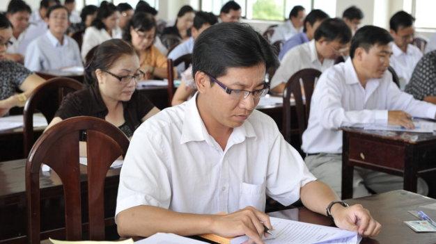 Lớp học chuyên viên chính uy tín theo nghị định của Bộ
