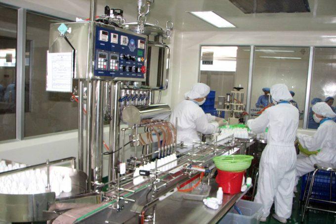 An toàn lao động trong môi trường hóa chất