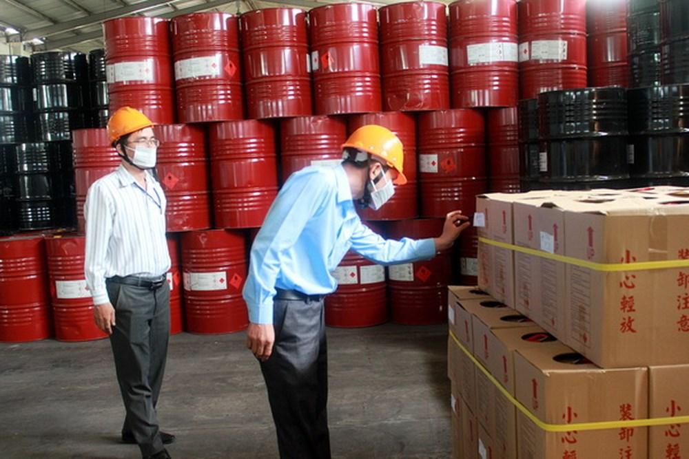 An toàn hóa chất và những lưu ý
