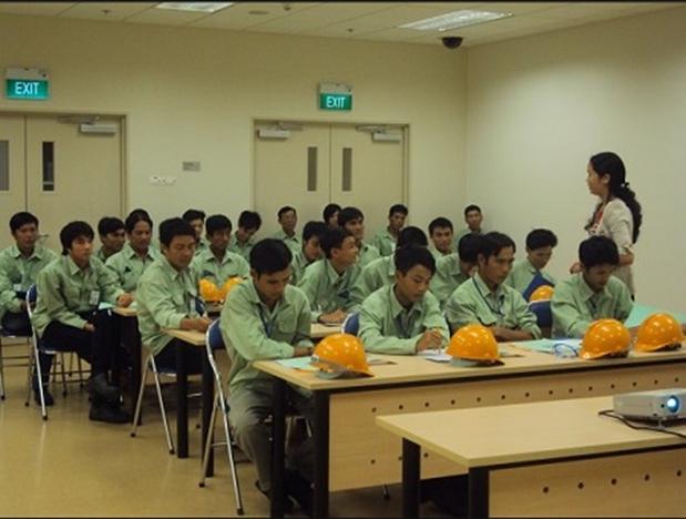 Vì sao công nhân nên tham gia khóa học an toàn lao động