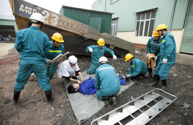 Giải pháp cho tai nạn lao động ở Việt Nam