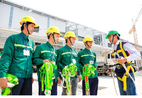 Những yêu cầu đảm bảo an toàn lao động trong công trình xây dựng