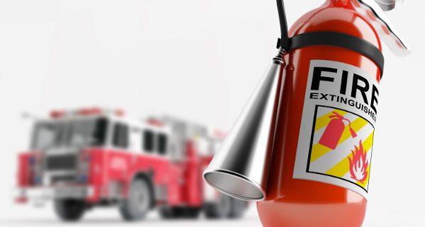 Phòng cháy chữa cháy đảm bảo an toàn hàng hóa và người lao động