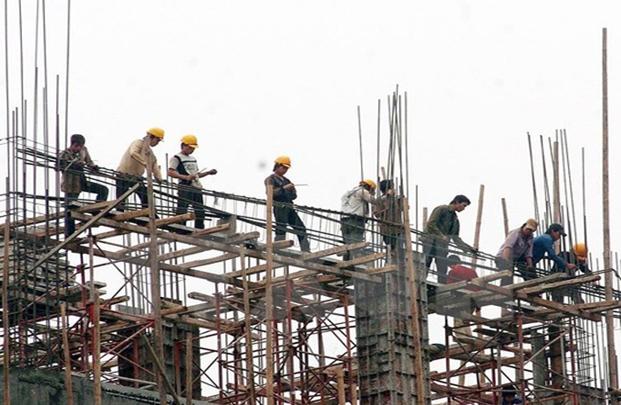 Những rủi ro thường gặp phải khi lao động trên công trường