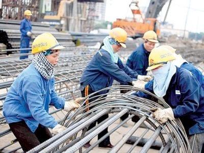 An toàn lao động là cứu cánh cho việc làm giàu, phục vụ cho sự phát triển kinh tế