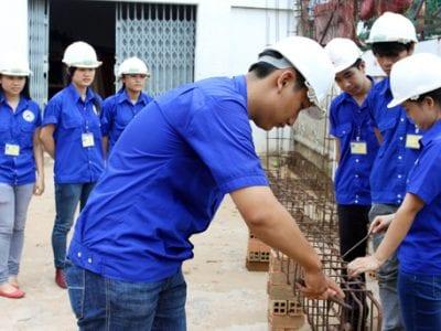 An toàn lao động trong xây dựng và hoàn thành công trình