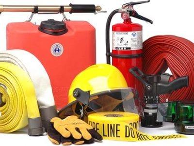 Một số dụng cụ phòng cháy chữa cháy cần thiết