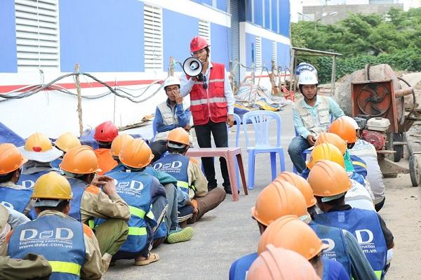 Huấn luyện an toàn lao động tại Đà Nẵng