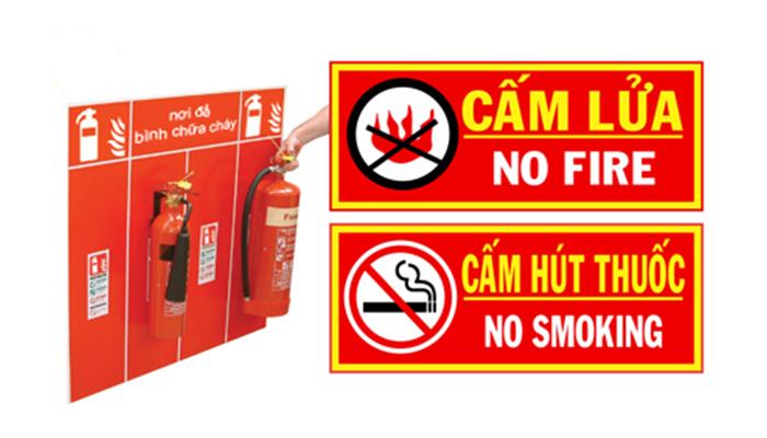 Phòng cháy chữa cháy – nhiệm vụ của tất cả mọi người