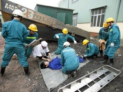 Những nguyên nhân dẫn đến tai nạn lao động