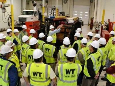 An toàn lao động trong ngành xây dựng