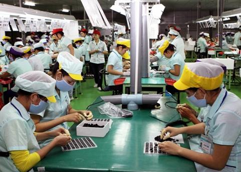 An toàn lao động trong nhà máy sản xuất là trên hết